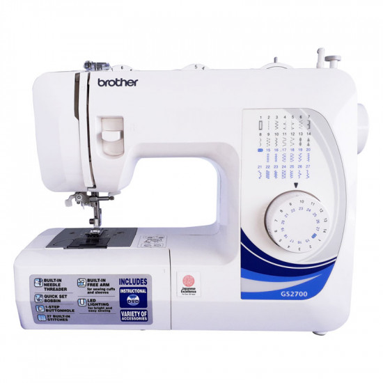 SEWING Machine Electric Mod:GS2700 Brother