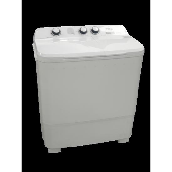 WASHING Machine 8kg Twin Tub TWT80-P7138 TCL