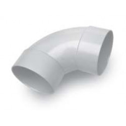 BEND Plain PVC DWV 100mmx88* F&F 22/P