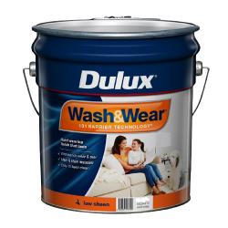 DULUX Low Sheen W&W101 ADV Vivid White 20LT