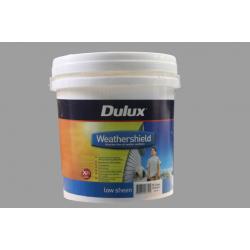 DULUX Low Sheen w/Sheild X10 UDB 10LT