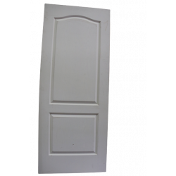DOOR H/Core 2 Panel White 2040x820x35 HUME