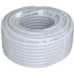 CONDUIT Corrugated Grey 25mmx50m/Per Roll