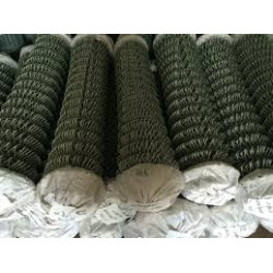 BUDGET FENCE Chainlink Galv 2.5mm(50x50)1.8mx15m