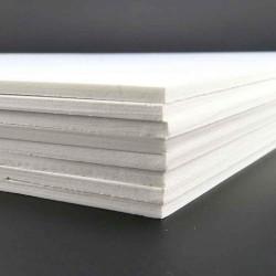 BOARD PVC Foam 1220x2440x12mm White w/Protective Film