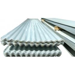 RPFL ROOFING Corrugated Zinc 26G x 2.4M [8ft] Wilco