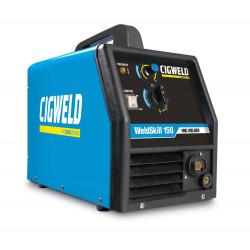 WELDER Gas/Gasless 150 WeldSkill MIG CIGWELD