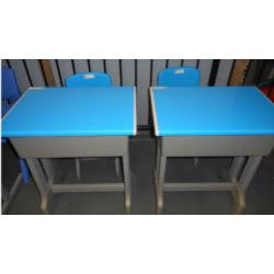 DESK Children Set Blue 60x40x73cm 8.6kg Sunpac